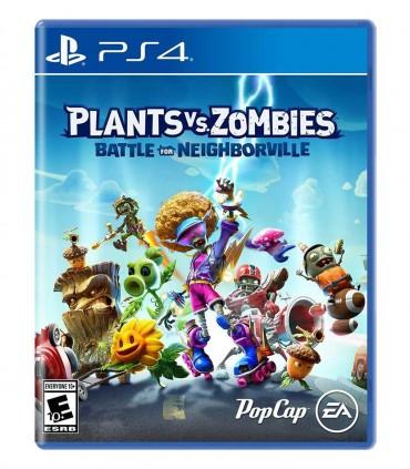 بازی Plants vs. Zombies: Battle for Neighborville - پلی استیشن 4