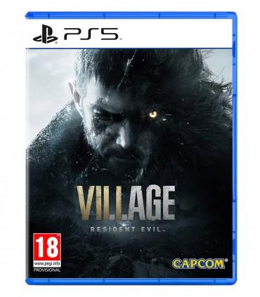 بازی Resident Evil Village کارکرده - پلی استیشن 5