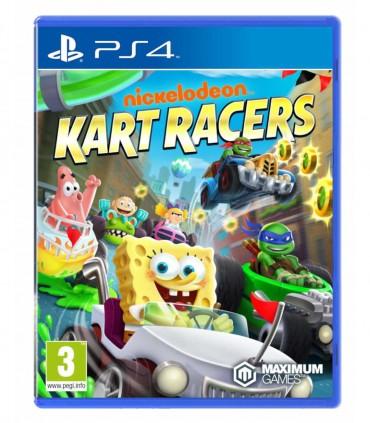 بازی Nickelodeon Kart Racers کارکرده - پلی استیشن 4