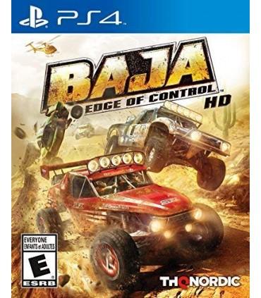 بازی Baja: Edge of Control HD - پلی استیشن 4