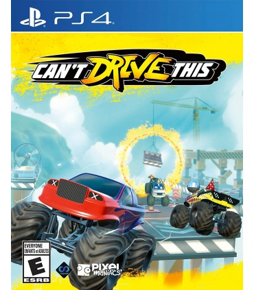 بازی Can't Drive This - پلی استیشن 4