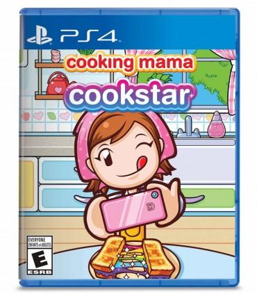 بازی Cooking Mama: Cookstar - پلی استیشن 4