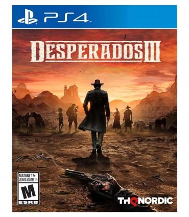 بازی Desperados III - پلی استیشن 4