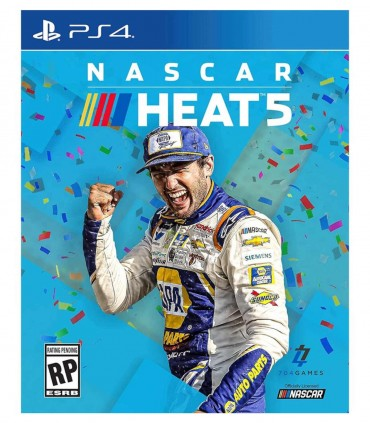 بازی NASCAR Heat 5 - پلی استیشن 4