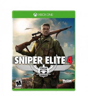 بازی Sniper Elite 4 - ایکس باکس وان