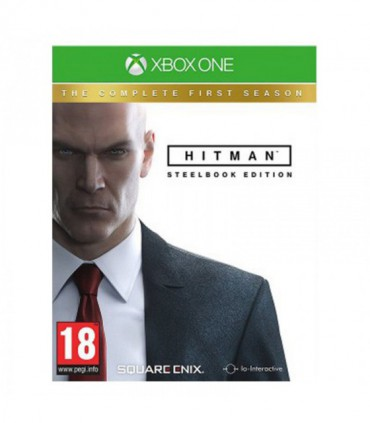 بازی Hitman: The Complete First Season SteelBook - ایکس باکس وان