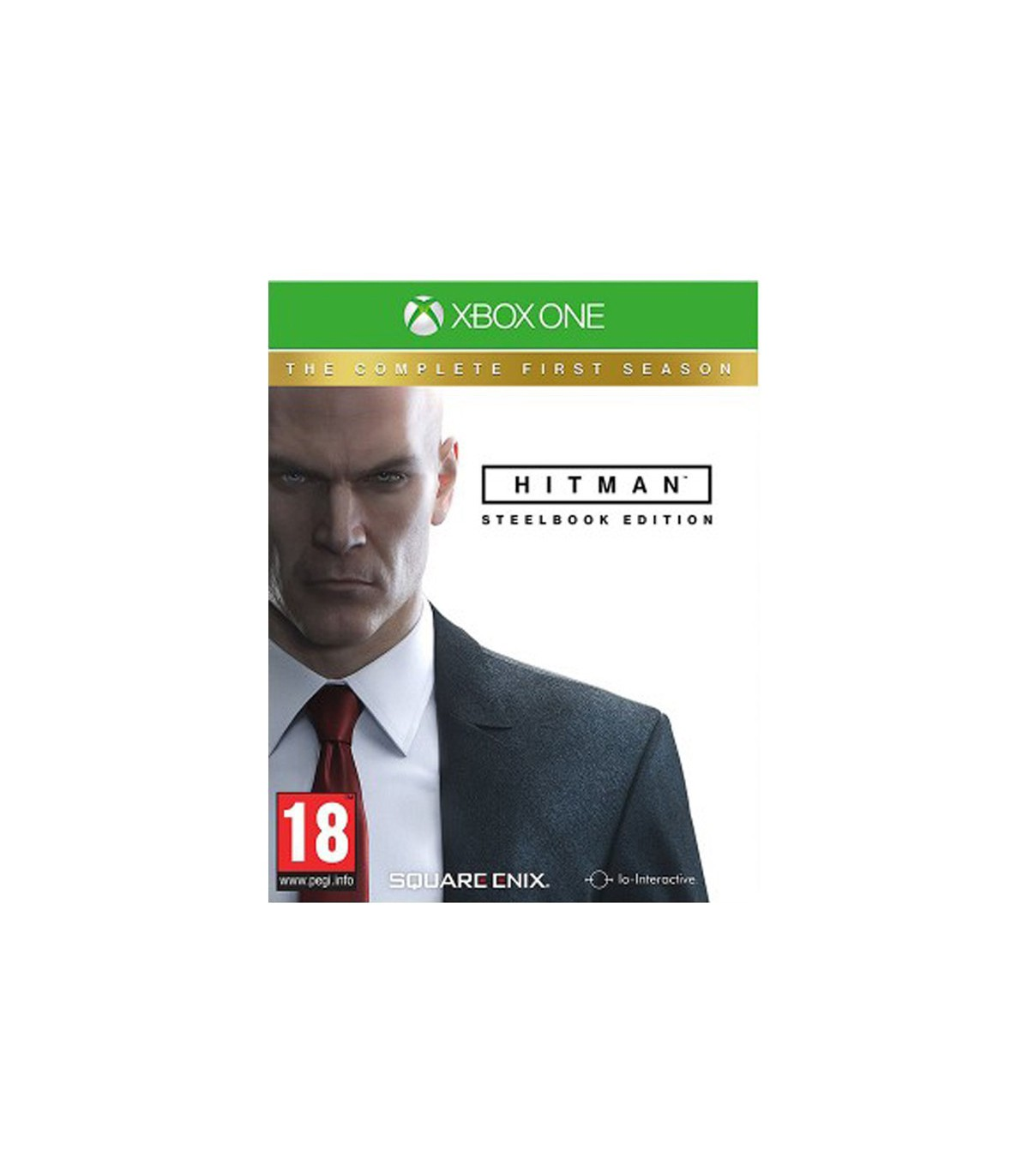 بازی Hitman: The Complete First Season SteelBook