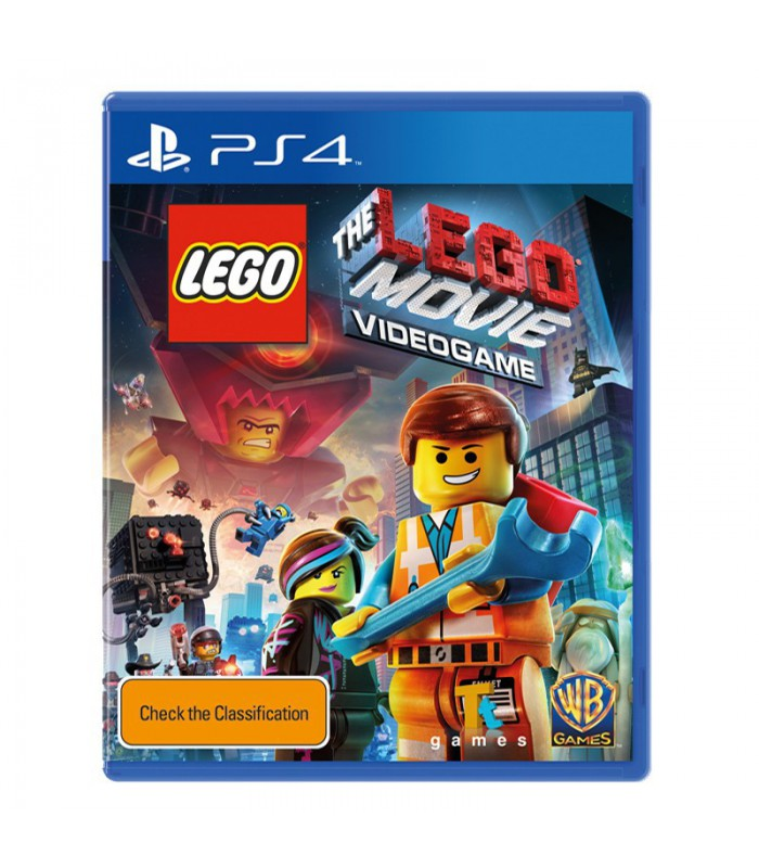 بازی Lego Movie Videogame