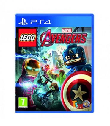 بازی Lego Marvel's Avengers - پلی استیشن 4