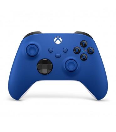 دسته Xbox Wireless Controller طرح Shock Blue برای ایکس باکس سری