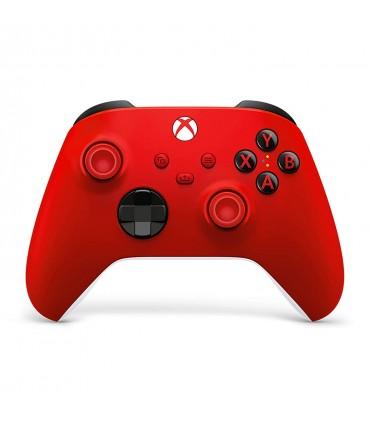 دسته Xbox Wireless Controller طرح Pulse Red برای ایکس باکس سری