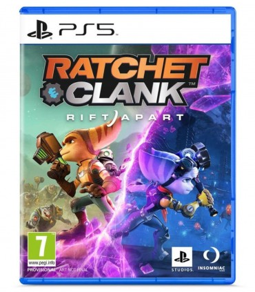 بازی Ratchet & Clank: Rift Apart کارکرده - پلی استیشن 5