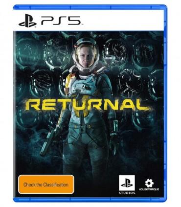 بازی Returnal کارکرده - پلی استیشن 5