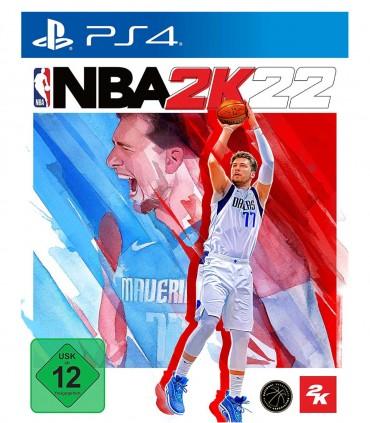 بازی NBA 2K22 - پلی استیشن 4