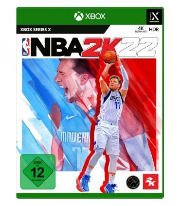 NBA 2K22 - ایکس باکس وان و سری ایکس