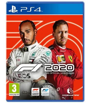 بازی F1 2020 - پلی استیشن 4
