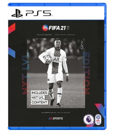 بازی فیفا FIFA 21 شامل محتوای Next Level کارکرده - پلی استیشن 5