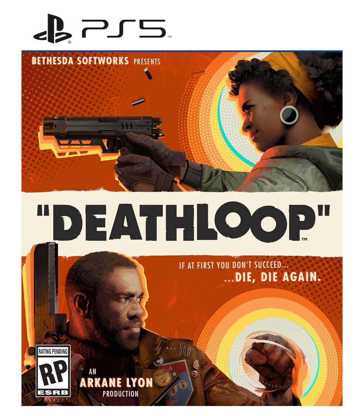 بازی Deathloop - پلی استیشن 5