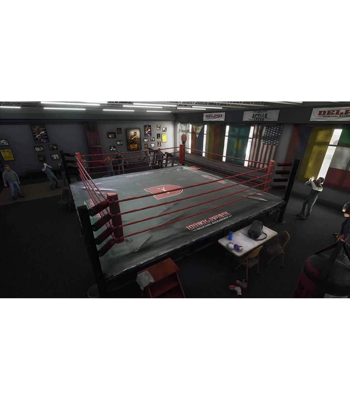 بازی Big Rumble Boxing: Creed Champions - پلی استیشن 4