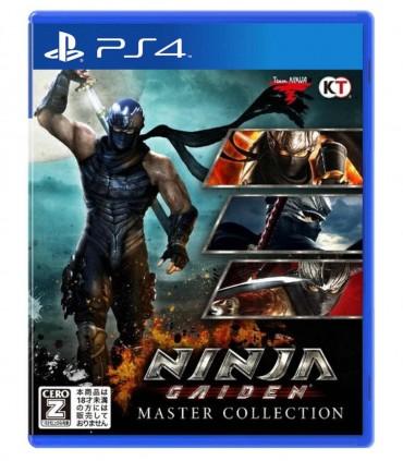 بازی Ninja Gaiden: Master Collection - پلی استیشن 4