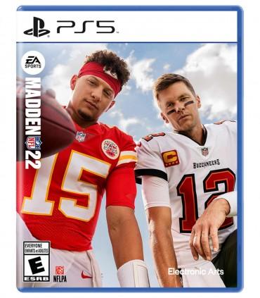 بازی Madden NFL 22 - پلی استیشن 5