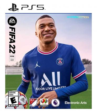 بازی FIFA 22 - پلی استیشن 5