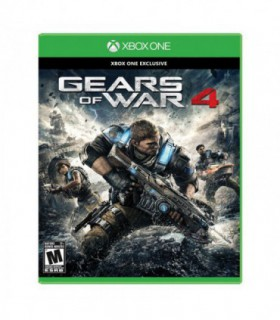 بازی Gears Of War 4 کارکرده - ایکس باکس وان