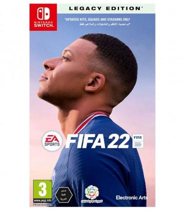 بازی FIFA 22 - نینتندو سوئيچ