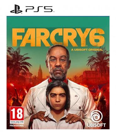 بازی Far Cry 6 - پلی استیشن 5