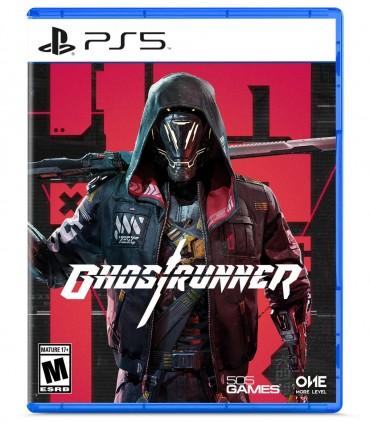 بازی Ghostrunner - پلی استیشن 5