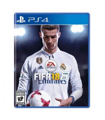بازی فیفا FIFA 18 Standard Edition - پلی استیشن 4