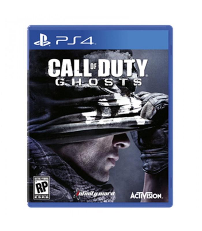 بازی Call of Duty: Ghosts کارکرده - پلی استیشن ۴