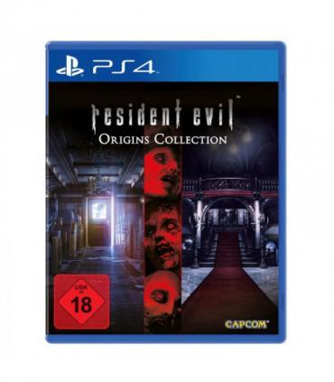 بازی Resident Evil Origins Collection کارکرده- پلی استیشن 4