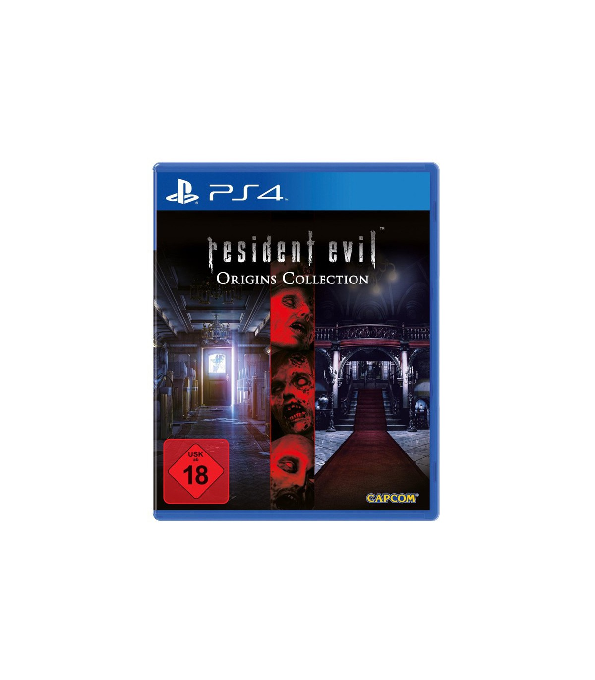 بازی Resident Evil Origins Collection کارکرده