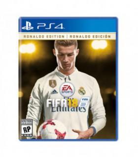 بازی فیفا FIFA 18 Ronaldo Edition - پلی استیشن 4