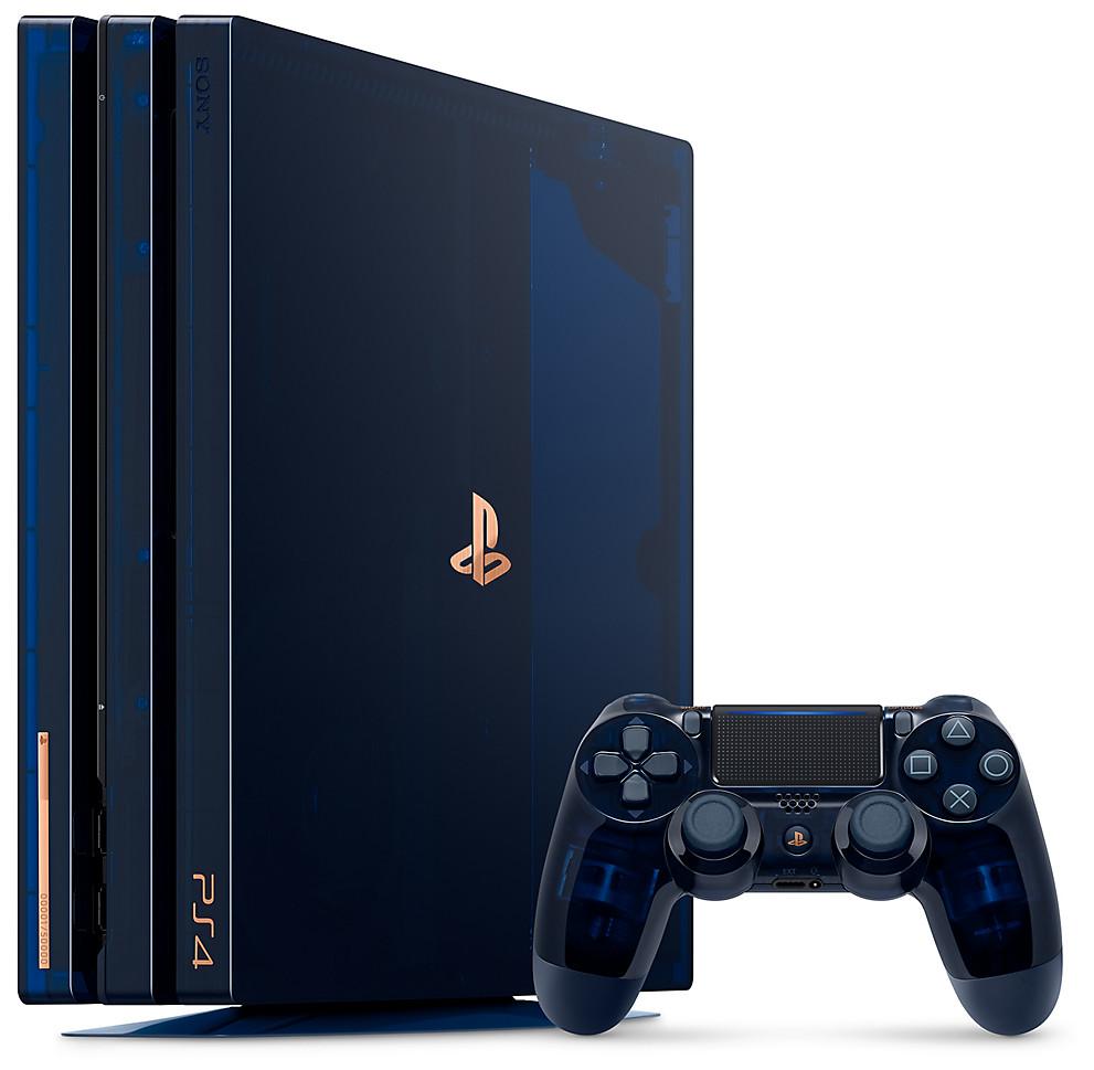 کنسول PS4 Pro 500 Miliion edition
