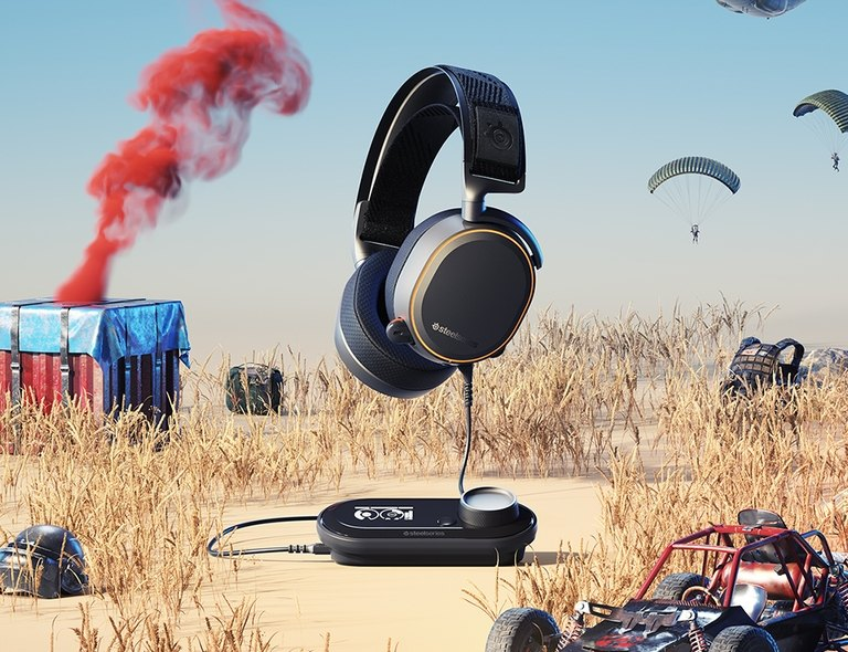 High fidelity audio comes to gaming for the first time.