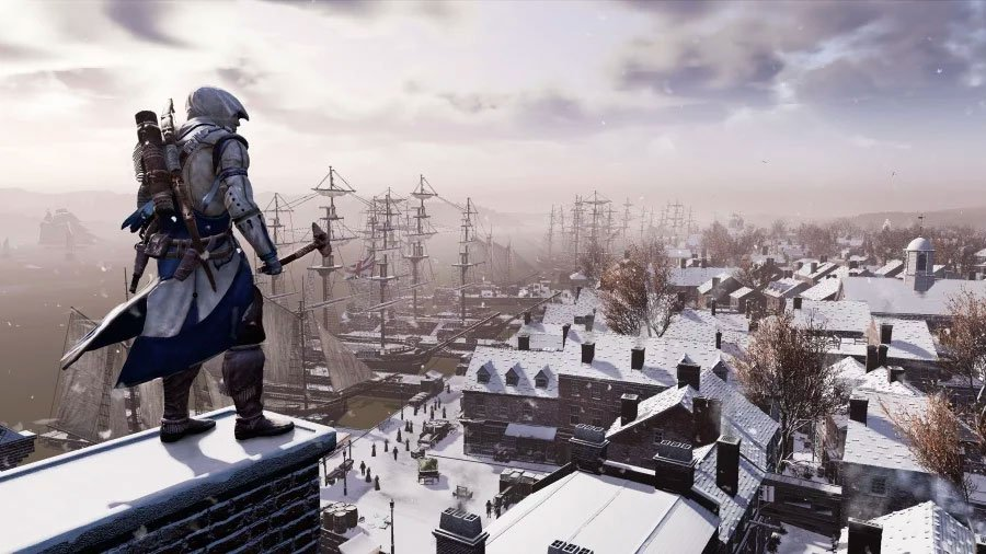 بازی assassin's creed 3 remastered