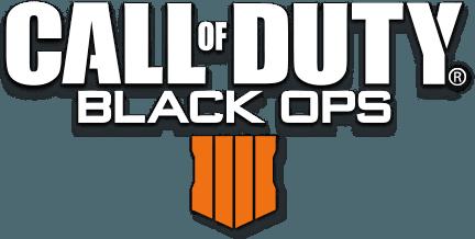 لوگوی call of duty black ops 4