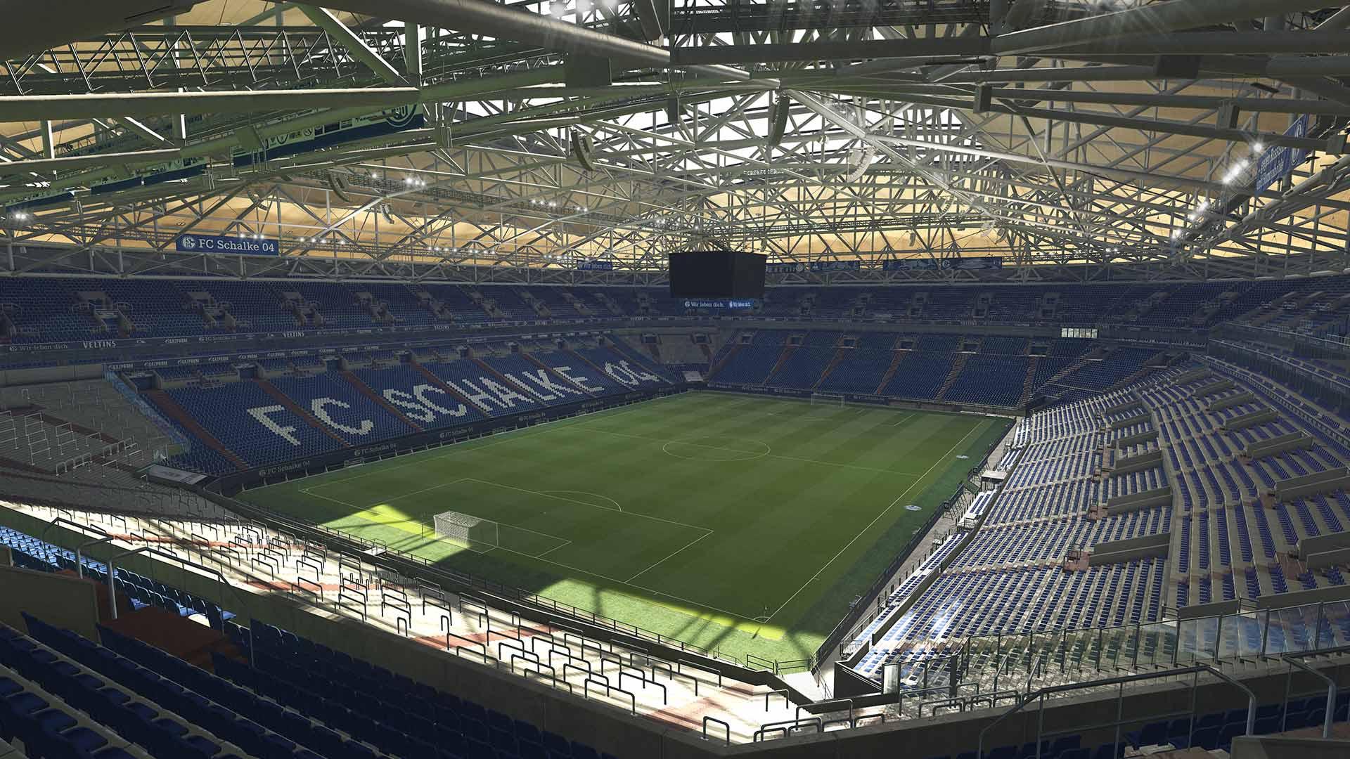 استادیوم بازی pes 2019