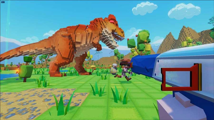 بررسی بازی Pixark