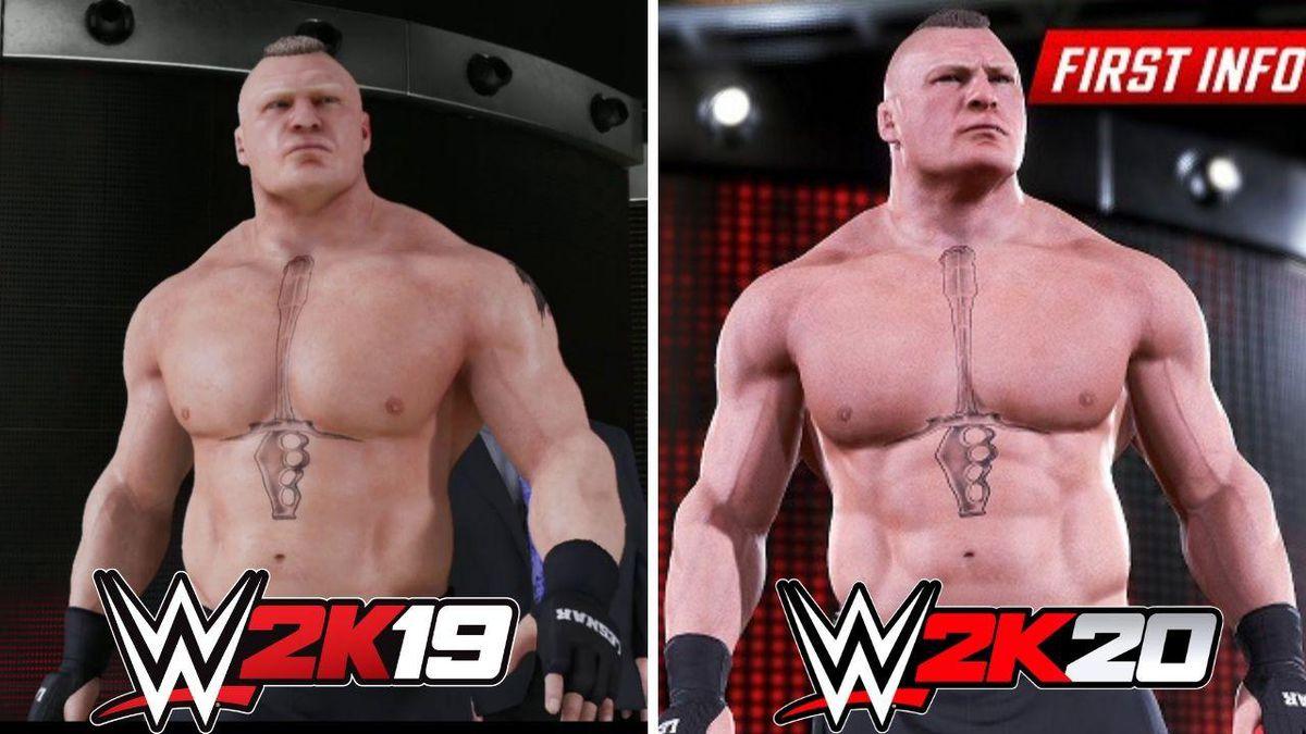 بازی WWE 2K20 مخصوص XBOX ONE