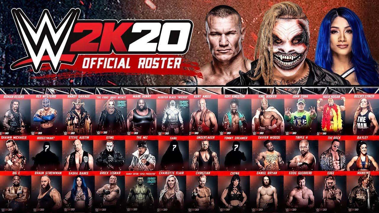 بازی WWE 2K20 مخصوص PS4